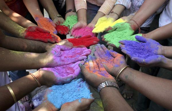 h06 18255903 Holi   indijski festival boja