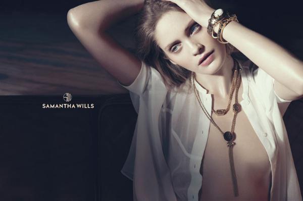 heidi mount2 Reklamna kampanja Samantha Wills 2011.