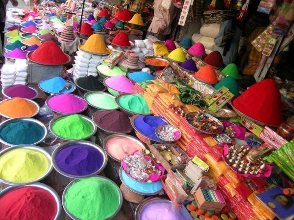holi picnik Holi   indijski festival boja