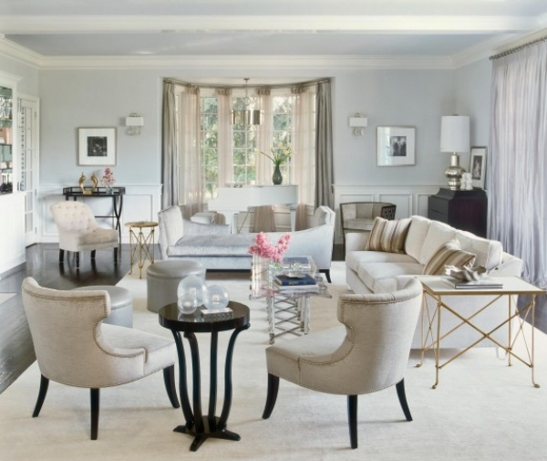 jenniferlopezlivingroomveranda611x495 Glamurozni dom Jennifer Lopez