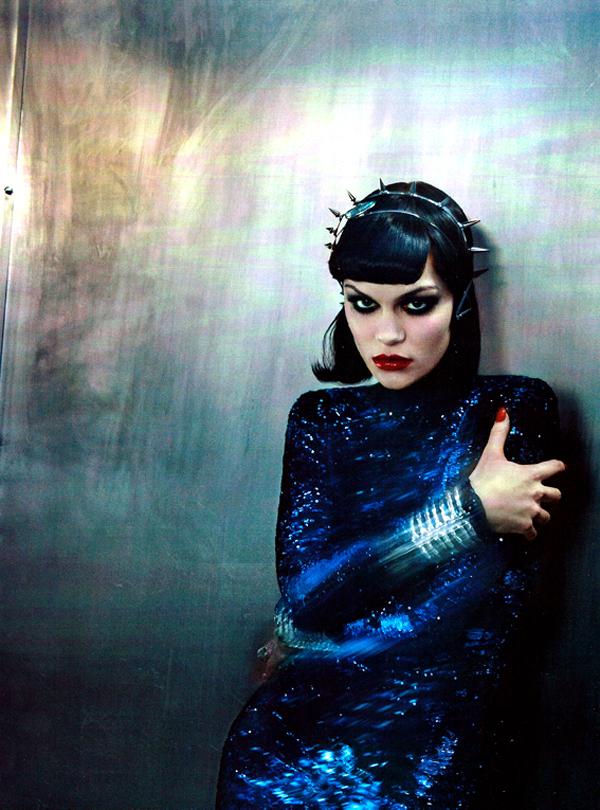jessie j vogue italia Jessie J za Vogue Italia jun 2011.