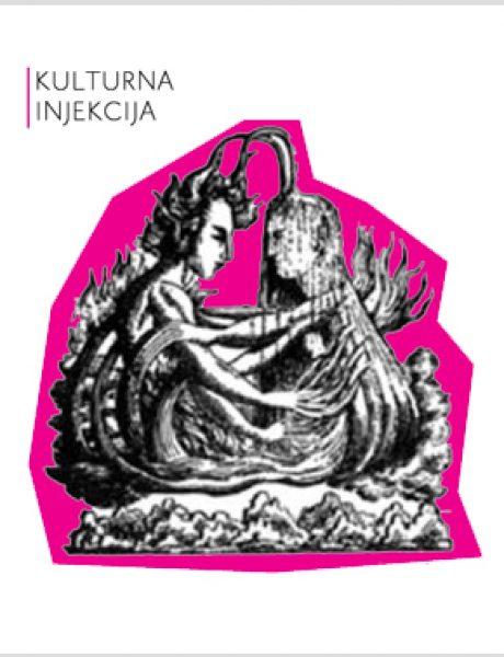 """Kulturna Injekcija: """"Prenošenje plamena"""""""