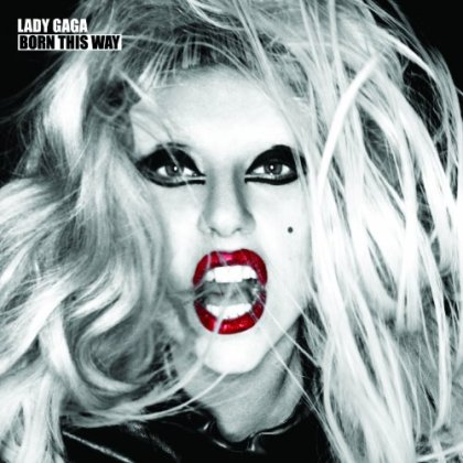 lady gaga born this way cover Trach Up
