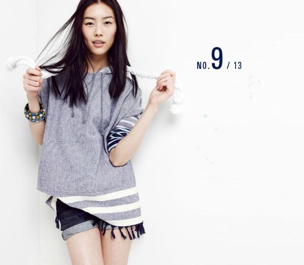 liu wen10 Liu Wen za Madewell Looks We Love