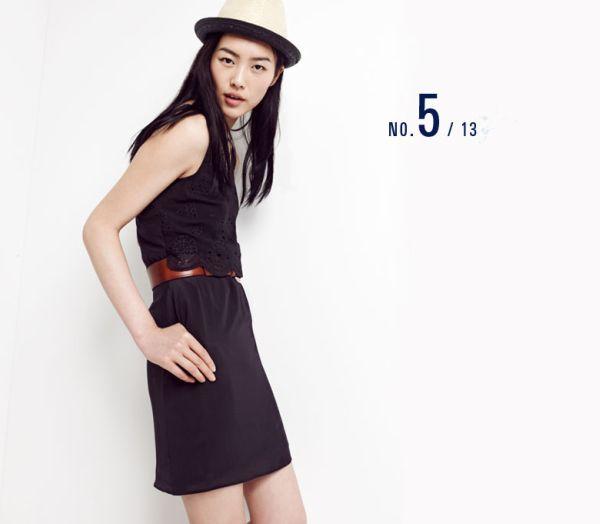 liu wen6 Liu Wen za Madewell Looks We Love