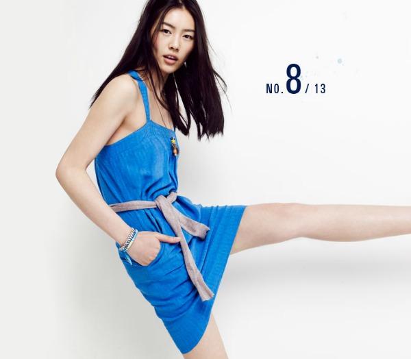 liu wen9 Liu Wen za Madewell Looks We Love
