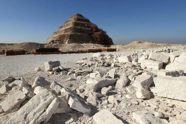 lost pyramids Otkrivene nove piramide u Egiptu