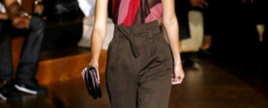 Poslovni trend: duboke pantalone