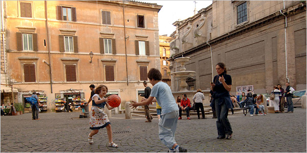 piazz Jedan drugačiji Rim