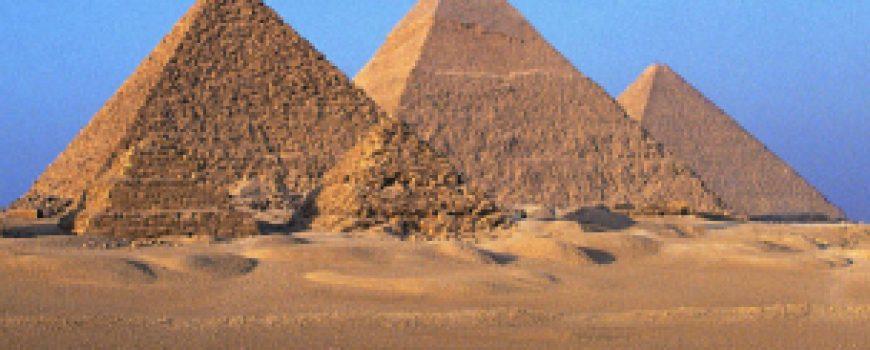 Otkrivene nove piramide u Egiptu