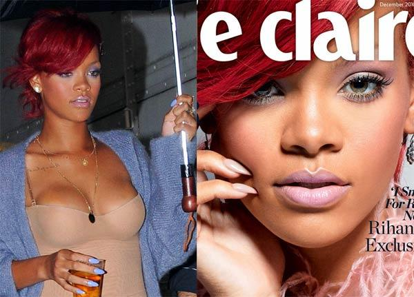 rihanna makeup nails Lakovi za nokte