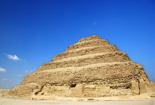 step pyramid djoser egypt Otkrivene nove piramide u Egiptu