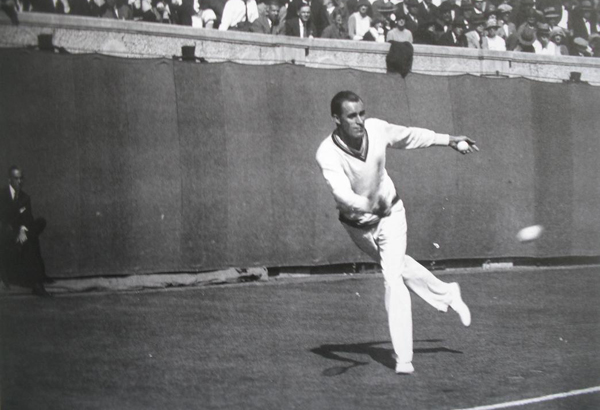 tildenforehand Tenis i moda