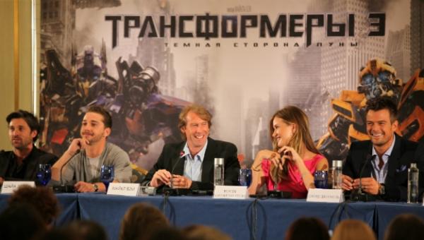 transformers3premiere17 Transformers: premijera u Moskvi