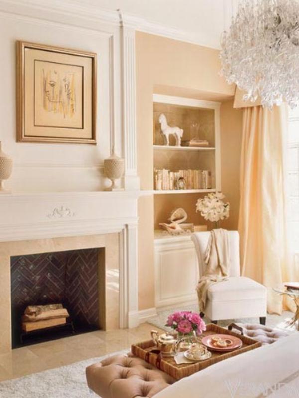 ver jlo fireplace lgn Glamurozni dom Jennifer Lopez