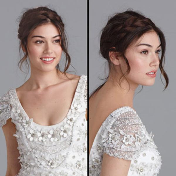 002 primary Moderne frizure za venčanje