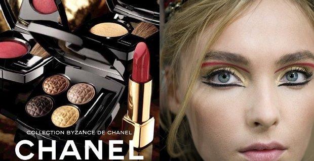 11 Chanel Paris Byzance kolekcija