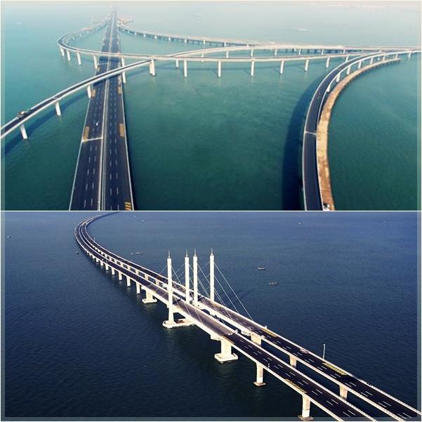 215 Najlepši mostovi sveta   specijal: Mostovi Donghai, Jiaozhou i Danyang–Kunshan