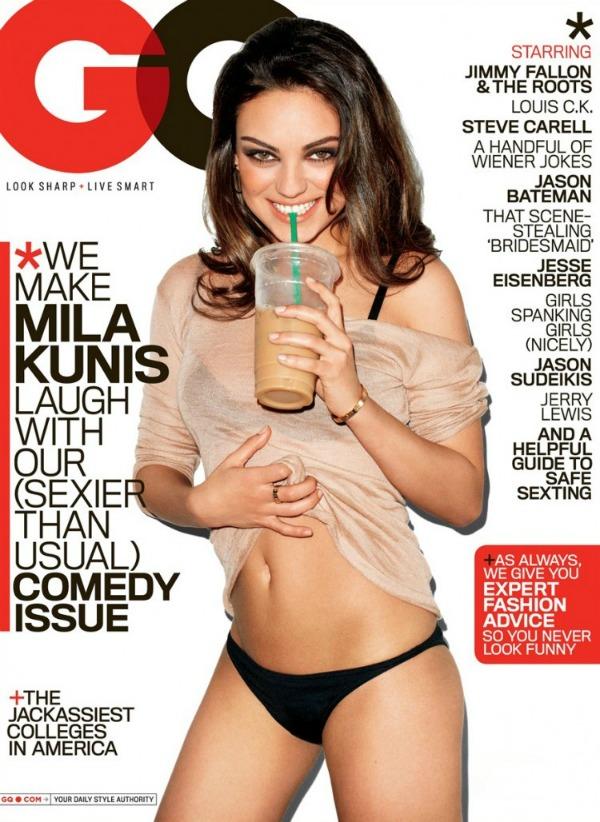 232 Mila Kunis za magazin GQ   avgust 2011