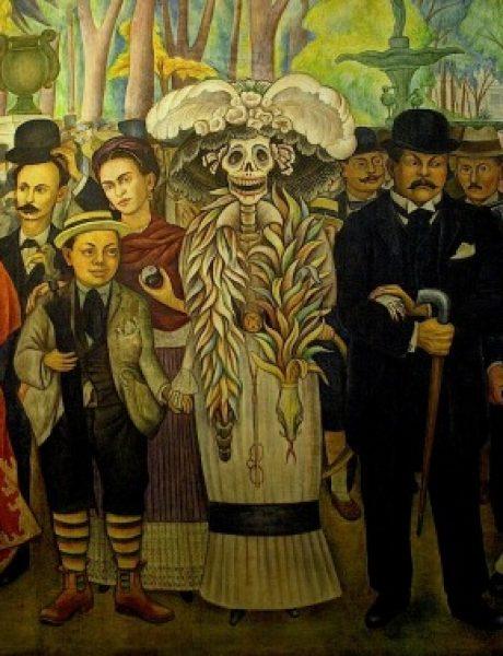 Fridin Meksiko: Avanture jedne umetnice