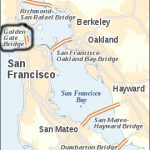 270px San Francisco Bay Bridges map en 150x150 Najlepši mostovi sveta: The Golden Gate Bridge