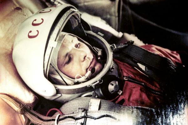 4. Ispod pasusa o letu II varijanta Ljudi koji su pomerali granice: Jurij Gagarin