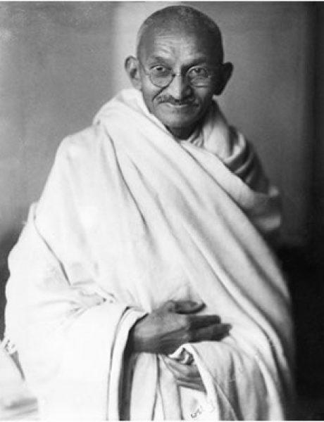Ljudi koji su pomerali granice: Mahatma Gandhi