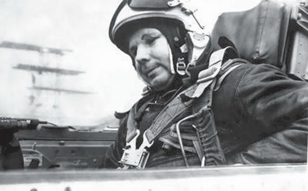6. Ispod pasusa o pogibiji I varijanta Ljudi koji su pomerali granice: Jurij Gagarin