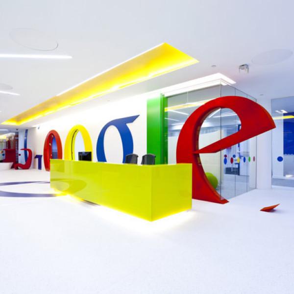 60606567 Google kancelarije širom Evrope