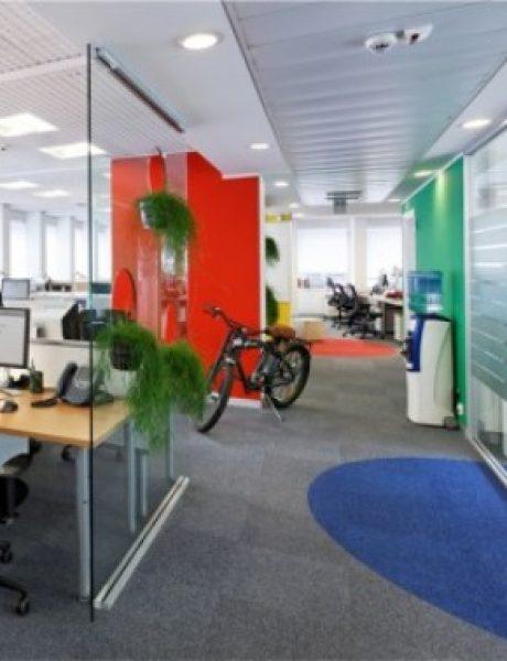 Google kancelarije širom Evrope