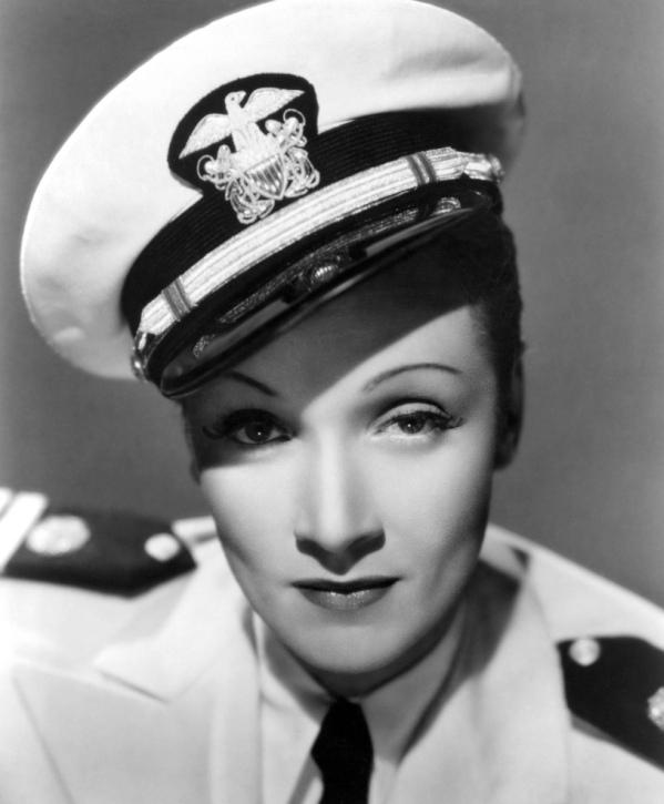 Annex Dietrich Marlene Seven Sinners 01 Dive XX veka: Poročni plavi anđeo