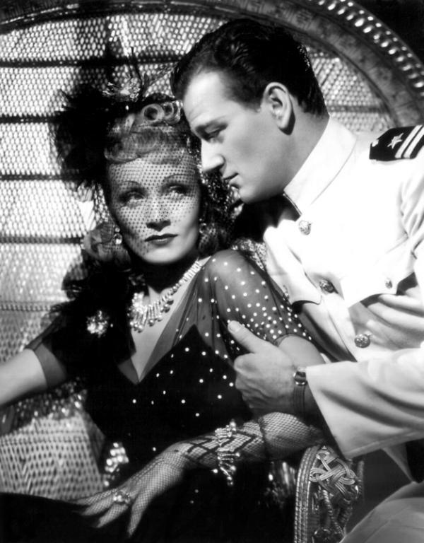 Annex Dietrich Marlene Seven Sinners 04 Dive XX veka: Poročni plavi anđeo