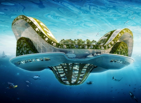 B2 Vincent Callebaut Lilypads 1 Small Zelena arhitektura   Arhitektura budućnosti deo 2.