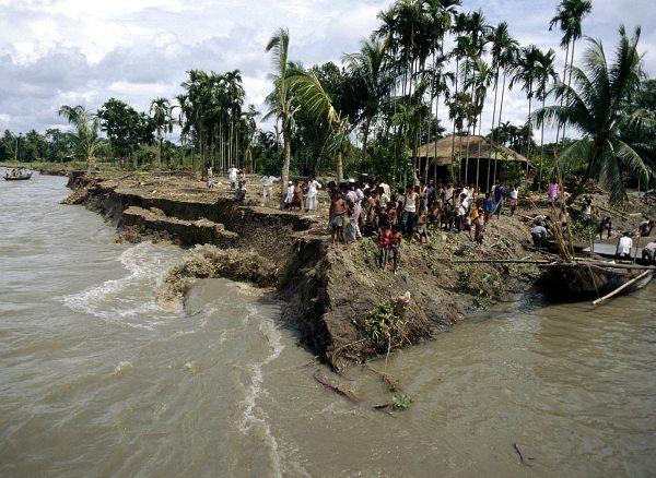 Bangladesh Floods Mesta koja neće postojati u sledećem veku