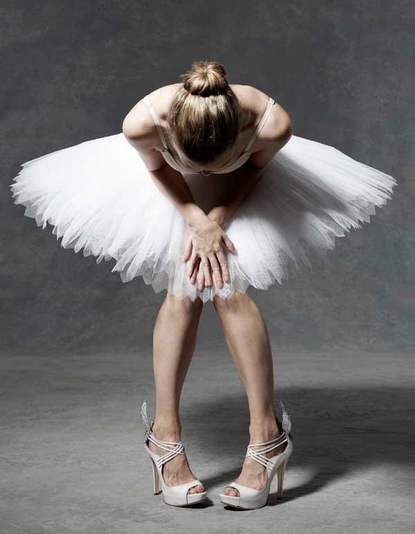 Beatrix Ong english ballet auction Štikla od 20cm nije previše ako postoji pravi razlog