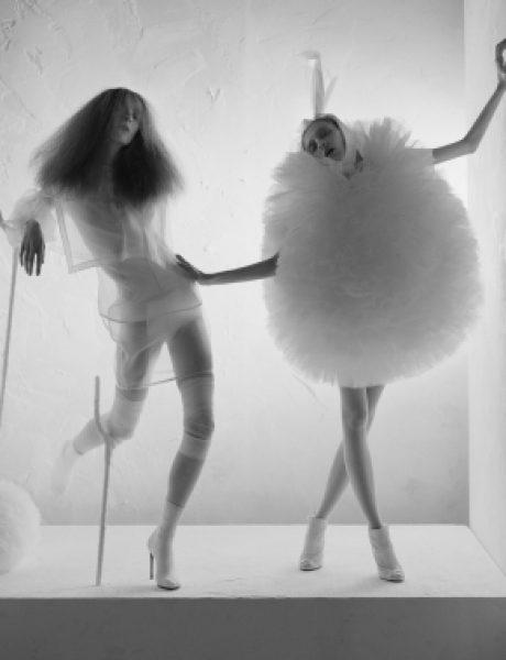 Striptiz za pismene: Majke i devojke