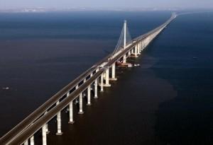 Danyang–Kunshan Grand Bridge Worlds Longest 460x315 300x205 Najlepši mostovi sveta   specijal: Mostovi Donghai, Jiaozhou i Danyang–Kunshan