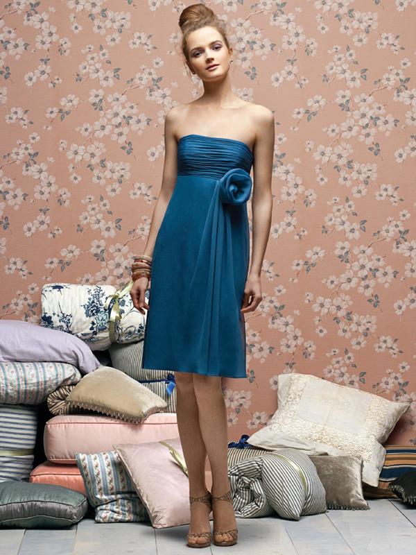 Dessy Lela Rose LR151 Elegantne haljine za kume i deveruše