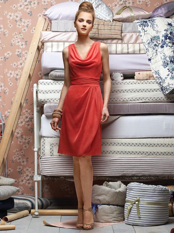 Dessy Lela Rose LR1531 Elegantne haljine za kume i deveruše