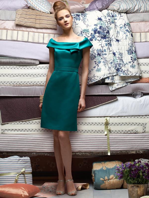 Dessy Lela Rose LR155 Elegantne haljine za kume i deveruše