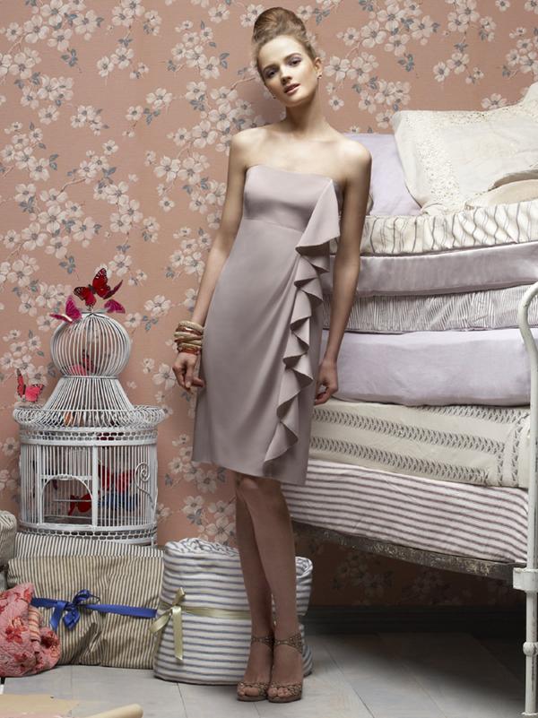 Dessy Lela Rose LR157xx Elegantne haljine za kume i deveruše