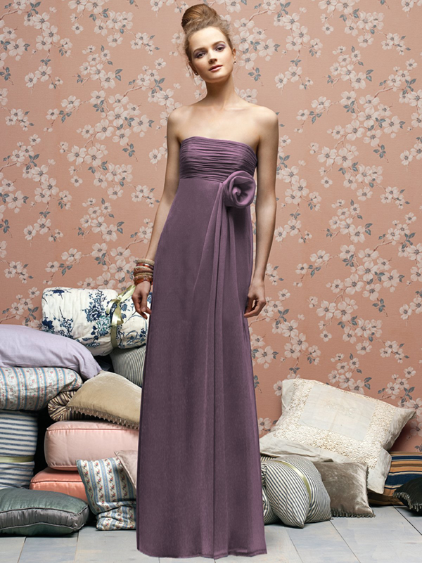 Dessy Lela Rose LX152 Elegantne haljine za kume i deveruše