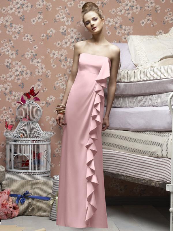 Dessy Lela Rose LX158xx Elegantne haljine za kume i deveruše