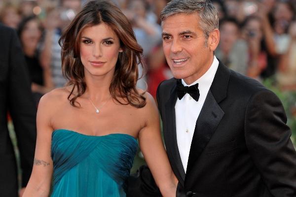 George Clooney Elisabetta Canalis 66ème Festival de Venise Mostra Šta mlađe devojke privlači kod starijih muškaraca?