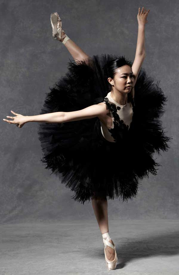 Giles Deaconenglish ballet auction Štikla od 20cm nije previše ako postoji pravi razlog