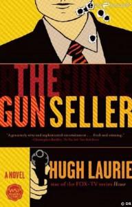 Hugh Laurie Gun Seller book cover 192x300 Hugh Laurie – čovek koji je talentovan za sve