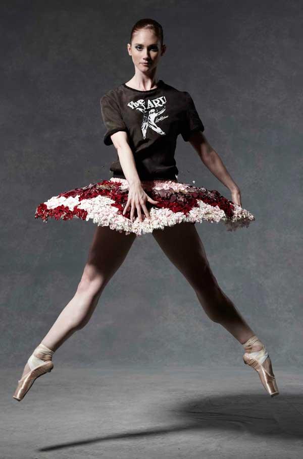 Kinder Aggugini english ballet party Štikla od 20cm nije previše ako postoji pravi razlog