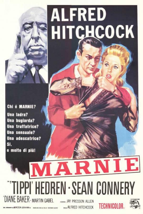 Marnie 1 Mit o Hičkokovoj plavuši