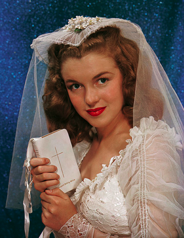Na vencanju Marilyn Monroe – seks simbol 20. veka