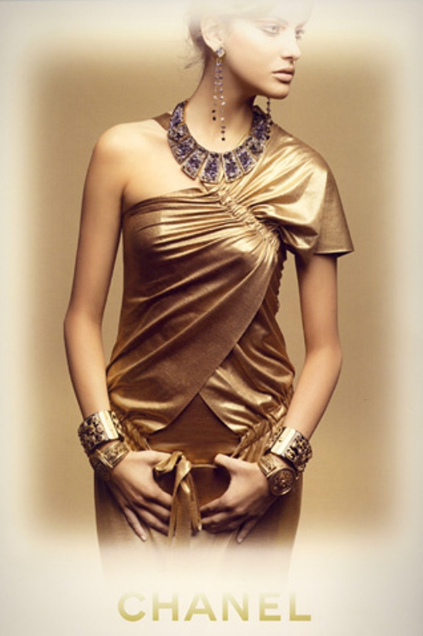 Nakit 3. Chanel Paris Byzance kolekcija
